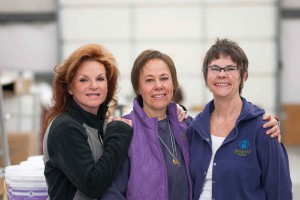 1 Karen Boston Murray, Kathy Stewart and Diane Gregg turned a love for the environment into a business.