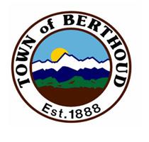 town of Berthoud logo