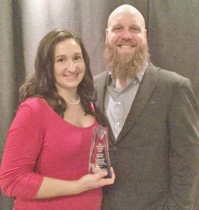 Business of the Year: City Star Brewing, John and Whitney Way.