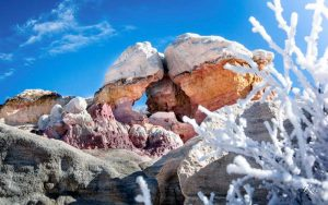 Petrovich's landscape of the Colorado Paint Mines in Hudson was taken in the fall of 2012. Photos courtesy of RaeLynn Petrovich/ Second Shot Photography