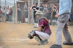 Berthoud Weekly Surveyor softball player of the year: Hannah Langer.