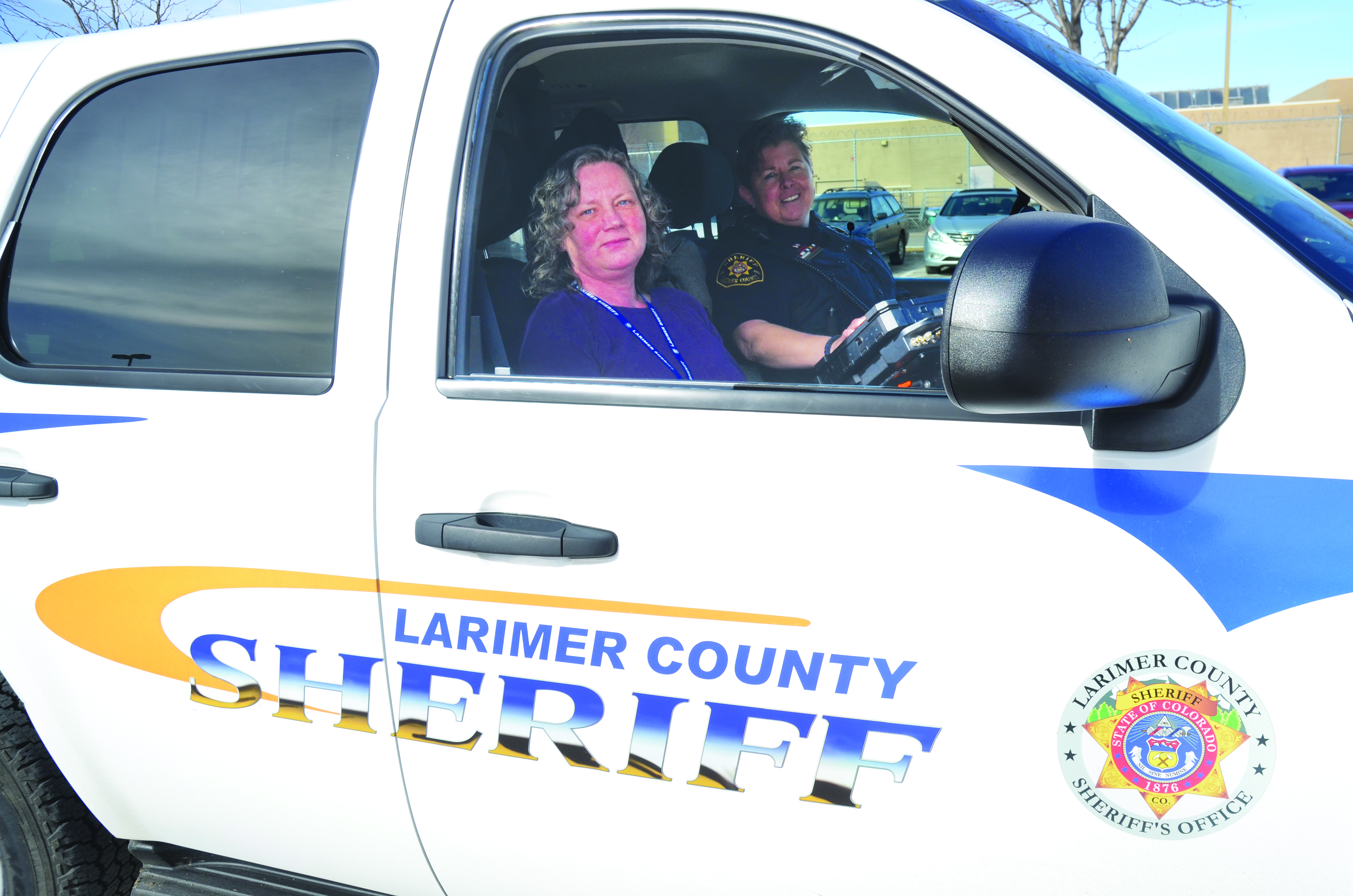 Grant funded Co-Responder Program meets high demands in its